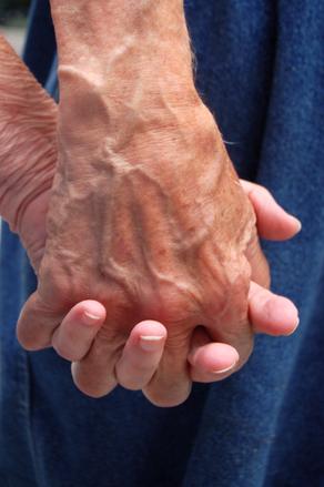 Flere og flere seniorer dater